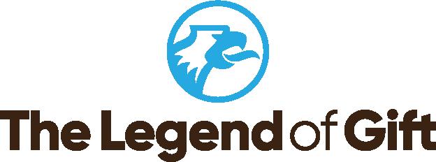 The Legend Of Gift Logo, thelegendofgift.com