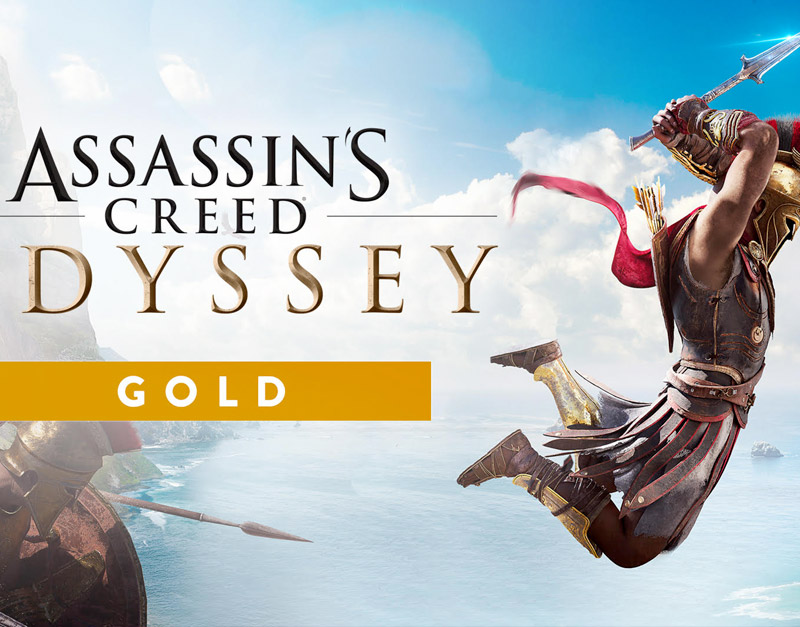 Assassin's Creed Odyssey - Gold Edition (Xbox One), The Legend Of Gift, thelegendofgift.com
