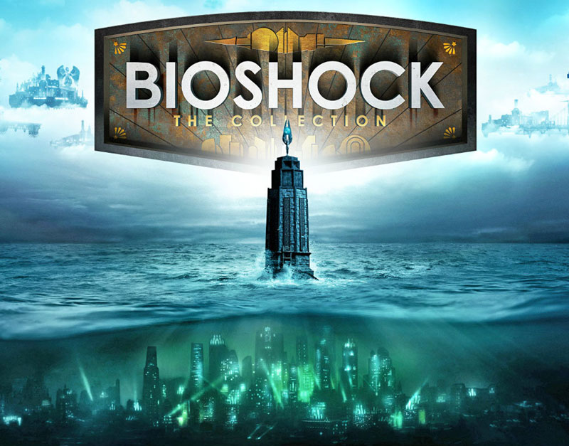BioShock: The Collection (Xbox One), The Legend Of Gift, thelegendofgift.com
