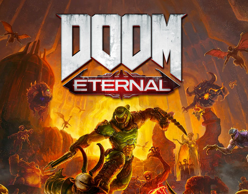 DOOM Eternal Standard Edition (Xbox One), The Legend Of Gift, thelegendofgift.com
