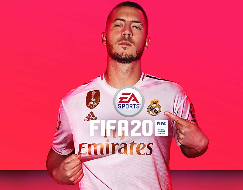 FIFA 20 (Xbox One), The Legend Of Gift, thelegendofgift.com