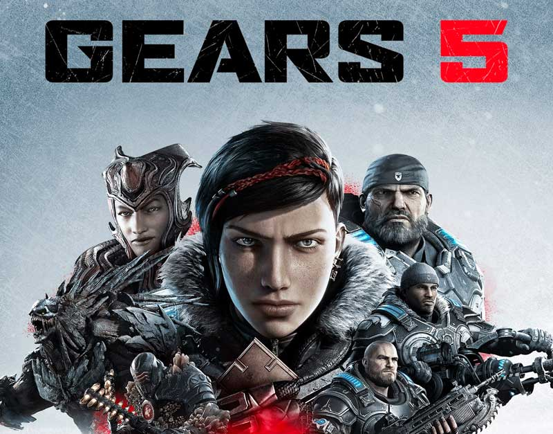 Gears 5 (Xbox One), The Legend Of Gift, thelegendofgift.com