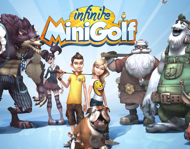 Infinite Minigolf (Xbox One), The Legend Of Gift, thelegendofgift.com