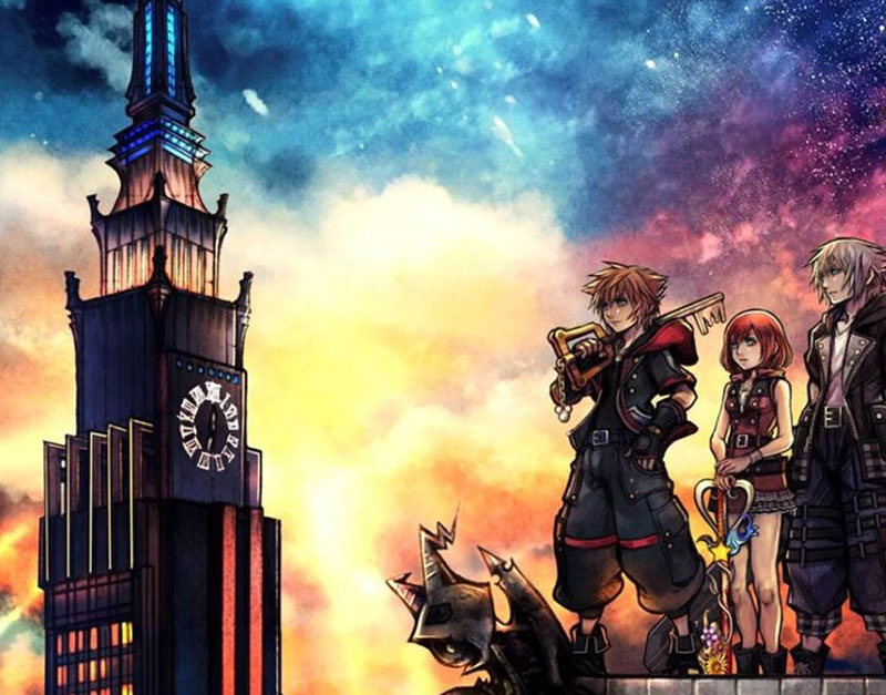 Kingdom Hearts 3 (Xbox One), The Legend Of Gift, thelegendofgift.com