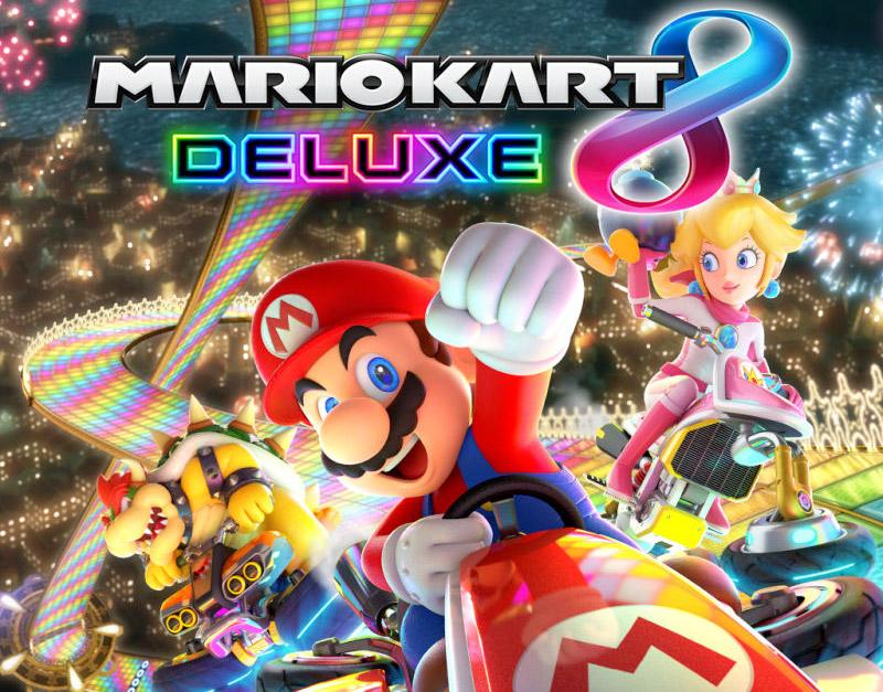 Mario Kart 8 Deluxe (Nintendo), The Legend Of Gift, thelegendofgift.com
