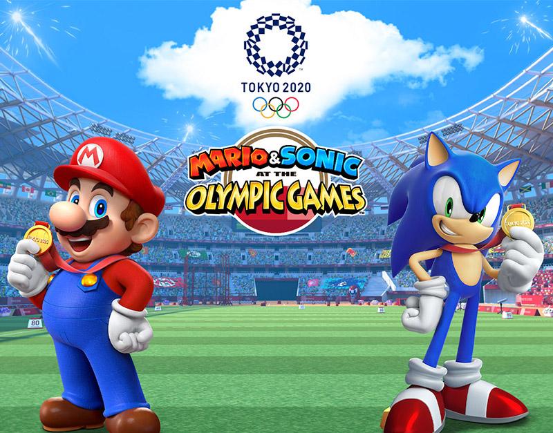 Mario & Sonic Tokyo 2020 (Nintendo), The Legend Of Gift, thelegendofgift.com