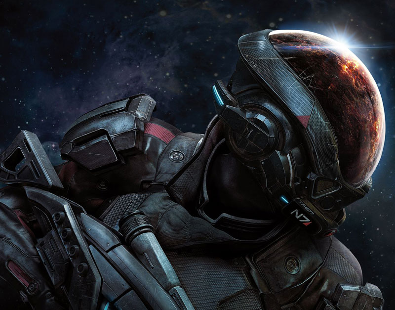 Mass Effect Andromeda - Standard Recruit Edition (Xbox One), The Legend Of Gift, thelegendofgift.com