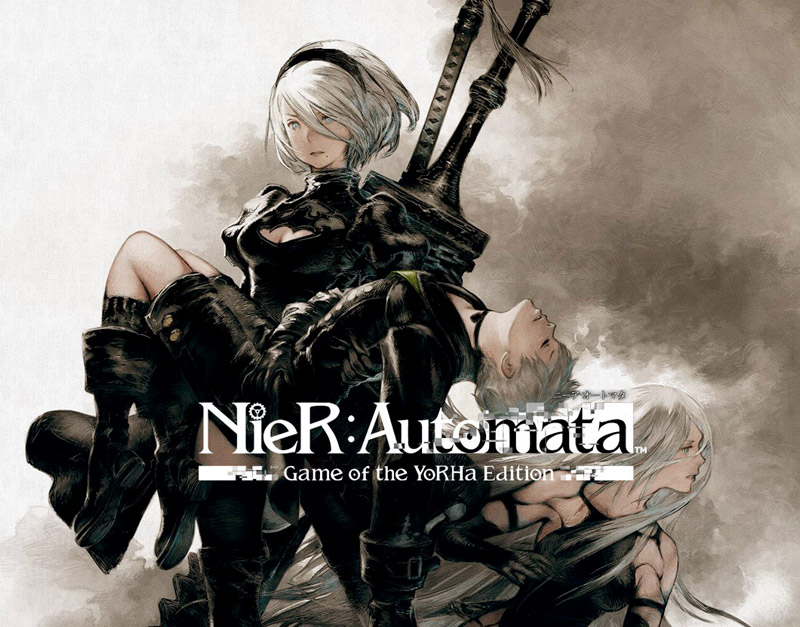 NieR:Automata Become As Gods Edition (Xbox One), The Legend Of Gift, thelegendofgift.com