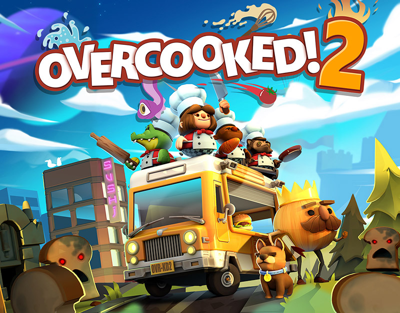 Overcooked! 2 (Nintendo), The Legend Of Gift, thelegendofgift.com