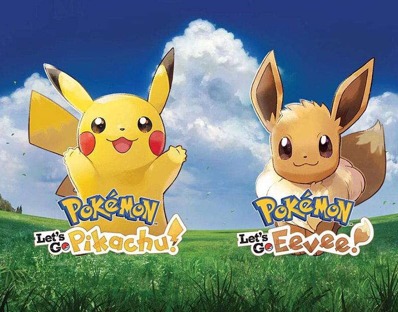 Pokemon Let's Go Eevee! (Nintendo), The Legend Of Gift, thelegendofgift.com