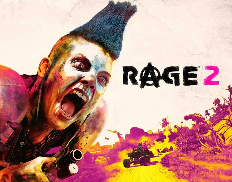 Rage 2 (Xbox One), The Legend Of Gift, thelegendofgift.com