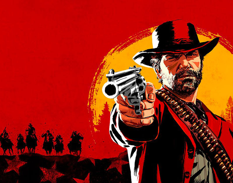 Red Dead Redemption 2 (Xbox One), The Legend Of Gift, thelegendofgift.com