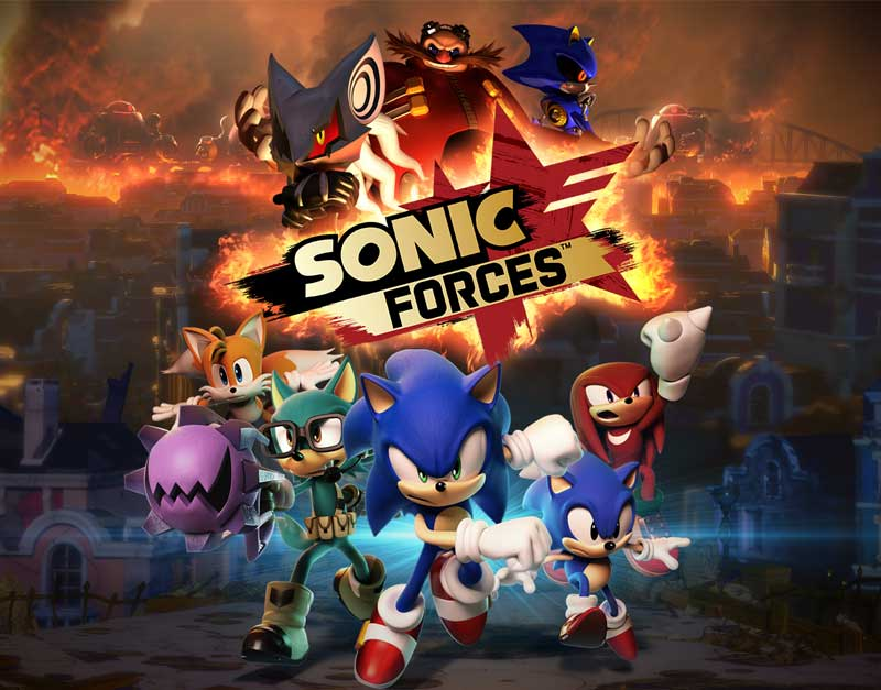 SONIC FORCES™ Digital Standard Edition (Xbox Game EU), The Legend Of Gift, thelegendofgift.com