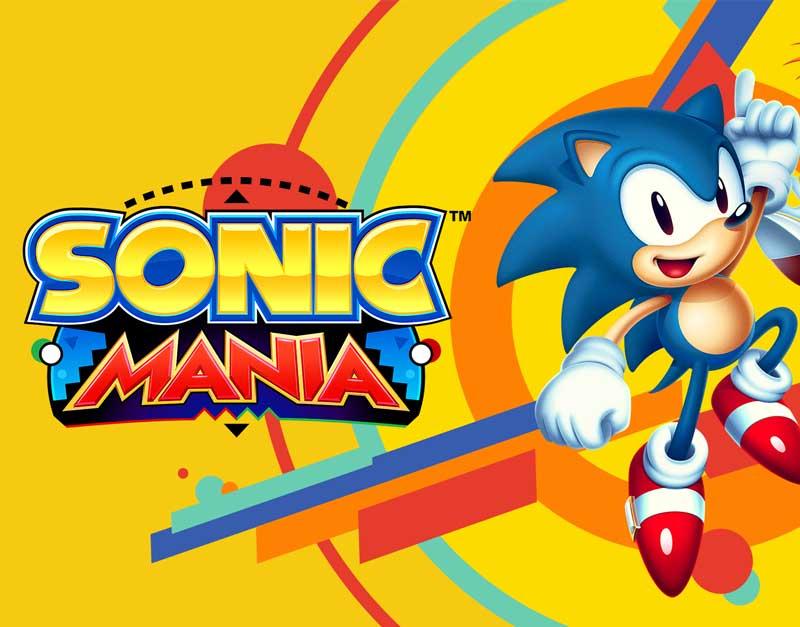 Sonic Mania (Xbox Game EU), The Legend Of Gift, thelegendofgift.com
