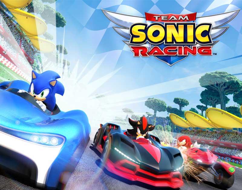 Team Sonic Racing™ (Xbox Game EU), The Legend Of Gift, thelegendofgift.com
