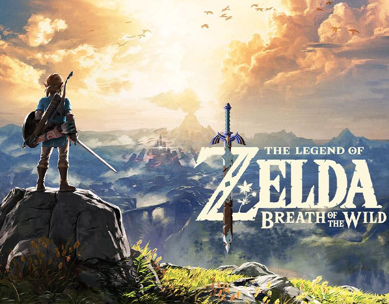 The Legend of Zelda: Breath of the Wild (Nintendo), The Legend Of Gift, thelegendofgift.com