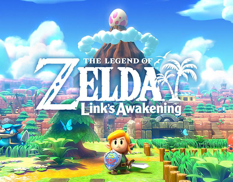 The Legend of Zelda: Link's Awakening (Nintendo), The Legend Of Gift, thelegendofgift.com
