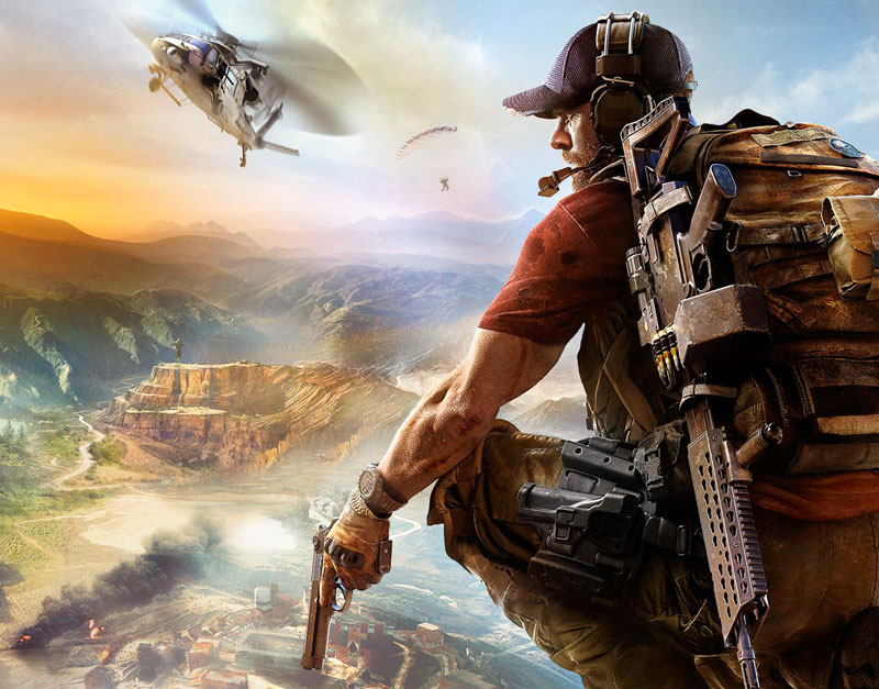 Tom Clancy's Ghost Recon Wildlands - Deluxe Edition (Xbox One), The Legend Of Gift, thelegendofgift.com