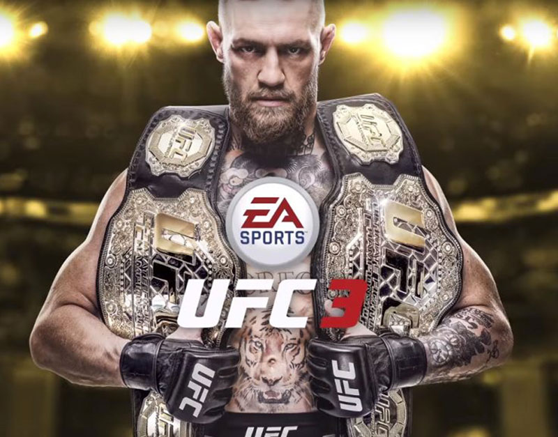 UFC 3 - Deluxe Edition (Xbox One), The Legend Of Gift, thelegendofgift.com