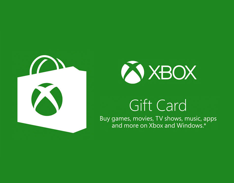 Xbox Live Gift Card, The Legend Of Gift, thelegendofgift.com