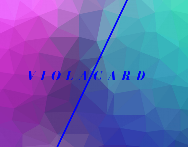 ViolaCard, The Legend Of Gift, thelegendofgift.com